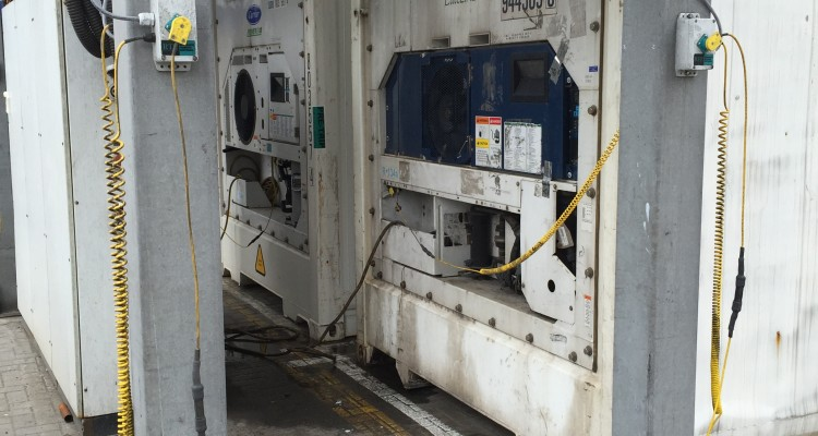 Remote Reefer Monitoring Gains Ground Grasp System